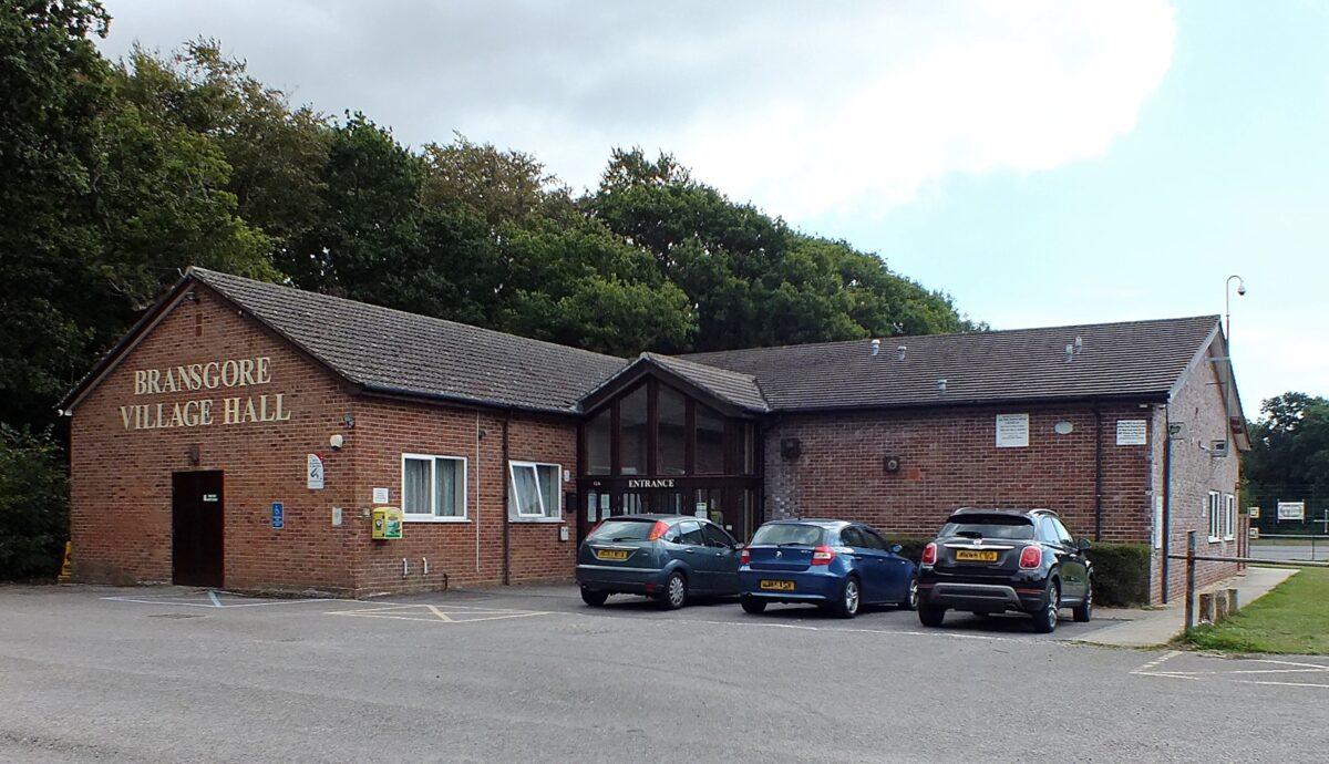 Village Hall Bransgore Parish Council